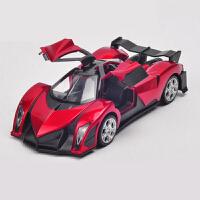 跑车合金车模 1:32儿童玩具声光回力小汽车模型