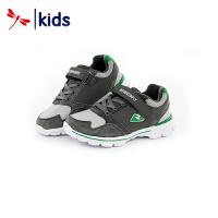 红蜻蜓童鞋男童中童时尚舒适运动跑步鞋