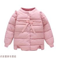 冬季童装儿童羽绒小孩棉袄女童宝宝内胆上衣保暖棉衣外套秋冬新款