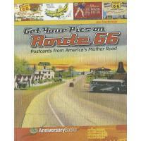 【预订】Get Your Pics on Route 66: Postcards from America's
