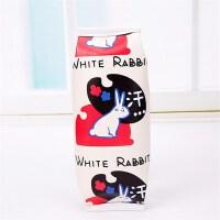 韩国文具小学生笔袋零食薯条文具袋创意男女简约大容量铅笔袋盒装