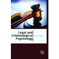 英文原版Legal and Criminological Psychology法律与犯罪心理学
