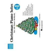 【预订】Christmas Piano Solos for All Piano Methods, Level