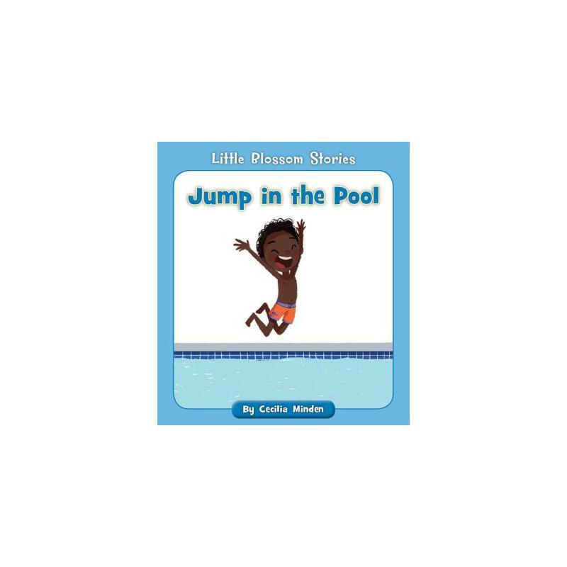 【预订】Jump in the Pool 预订商品,需要1-3个月发货,非质量问题不接受退换货。