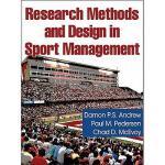 【预订】Research Methods and Design in Sport Management