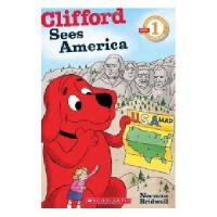 Clifford Sees America (Level 1)