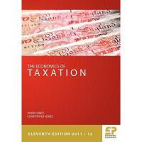 【预订】The Economics of Taxation 11th Edition 2011/12