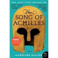 The Song of Achilles 英文原版 阿基里斯之歌 2012年英国柑橘文学奖
