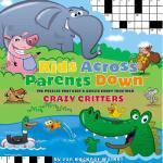【预订】Crazy Critters [With Stickers]