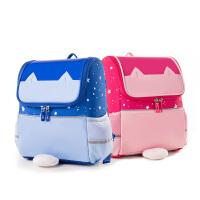 卡拉羊小童包3-4-6岁幼儿园学前班儿童书包减负护脊背包日韩双肩男女防水CX6039