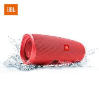 【当当自营】JBL Charge4 红色 音乐冲击波4 蓝牙小音箱 便携迷你音响 低音炮 防水设计 支持多台串联