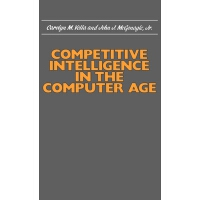 【预订】Competitive Intelligence in the Computer Age