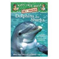 英文原版儿童书 Dolphins and Sharks: A Nonfiction Companion to Dolp