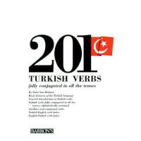 【预订】201 Turkish Verbs: Fully Conjugated in All the
