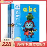 英文原版绘本 牛津树分级阅读系列 Progress with Oxford Age 3-4 岁 启蒙7册合售 低幼儿童