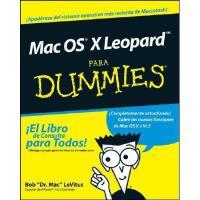 【预订】Mac OS X Leopard Para Dummies