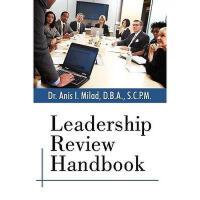 【预订】Leadership Review Handbook
