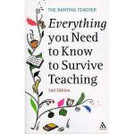 【预订】Everything You Need to Know to Survive Teaching