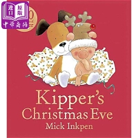 【中商原版】小狗奇普的圣诞夜 英文原版 Kipper's Christmas Eve 3-6岁 儿童故事绘本