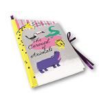 【中商原版】动物旋转立体书 英文原版 The Carousel of Animals 精装 动物绘本 2-6岁
