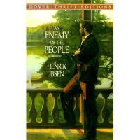 【预订】An Enemy of the People Y9780486406572