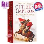【中商原版】拿破仑传 卷二:全民皇帝 英文原版 Citizen Emperor: Napoleon in Power