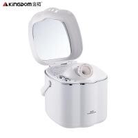 金稻热喷蒸脸器美容仪器家用彩光补水仪洁面仪器KD2332