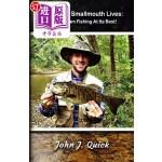 【中商海外直订】Where the Smallmouth Lives: Small Stream Fishing at