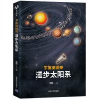 宇宙奥德赛 漫步太阳系 宇宙太空天文学科普书籍 行星科学地球天文观测科普读物 宇宙星空恒星云星座观测爱好者天文书籍 三体