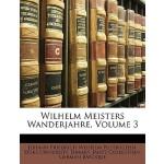【预订】Wilhelm Meisters Wanderjahre, Dritter Teil