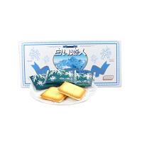 【 网易考拉】【日本随手办】ISHIYA 白色恋人 北海道白巧克力夹心薄饼 24片/盒 礼盒装