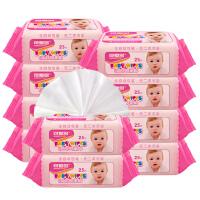 [当当自营]可爱多婴儿口手柔湿巾25片*10包