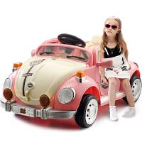 新款双驱加独立摇摆儿童电动车可坐人小汽车男女儿童遥控自驾四轮童车宝宝早教玩具车可充电小轿车