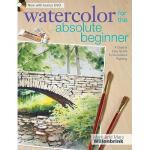 【预订】Watercolor for the Absolute Beginner [With DVD]