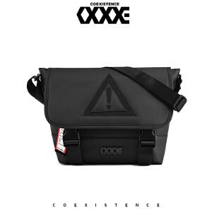 【支持礼品卡支付】COEXISTENCE新款时尚潮流单肩包运动学生休闲户外街头斜跨包32040