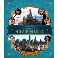 J.K. Rowling's Wizarding World: Movie Magic Volume One JK罗琳的魔法世界:哈利波特电影魔法设定集【 英文原版童书 全彩翻翻书电影剧集画册】