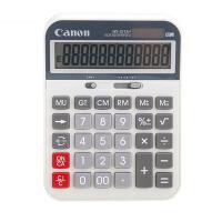 佳能太阳能计算器 WS-2212H12位数商务办公计算器 宽阔按键桌面式计算机