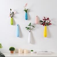 挂饰花盆墙壁装饰壁挂花瓶墙上花艺创意家居挂件植物