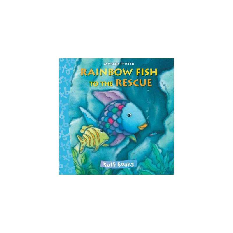 【预订】Rainbow Fish to the Rescue 美国库房发货,通常付款后3-5周到货!