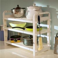宝优妮 放碗架子置物架厨房用具碗盘架收纳整理架锅架储物橱柜用品