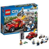 【当当自营】LEGO 乐高 City城市系列 追踪重型拖车 积木拼插儿童益智玩具60137