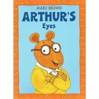 英文原版 Arthur's Eyes 亚瑟小子的眼睛 吴敏兰书单 第65本 绘本123