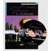 【预订】Veleno A Colazione [With CD (Audio)]