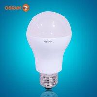 OSRAM欧司朗LED灯泡新星亮9W/E27白光黄光节能灯泡护眼灯泡家用螺口光源