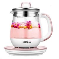 养生壶全自动加厚玻璃电热烧水壶花茶壶煮茶器