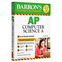 【中商原版】巴朗AP计算机科学A 第8版 修订版 英文原版 Barron's AP Computer Science