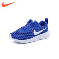 耐克nike童鞋18夏季新款运动鞋男女童跑步鞋儿童网面透气休闲鞋 (5-10岁可选) AO9604 001