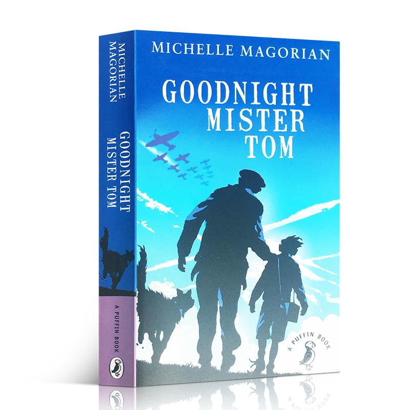 英文原版小说 Goodnight Mister Tom 晚安汤姆先生 卫报儿童小说奖 小学生课外阅读全英文版进口英语书籍 Michelle Magorian