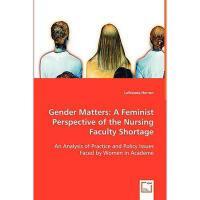 【预订】Gender Matters: A Feminist Perspective of the