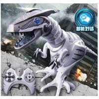 佳奇恐龙TT320S红外线遥控感应霸王龙 遥控机器人玩具智能恐龙